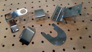 Wyroby ze stali nierdzewnej - elementy z nierdzewki